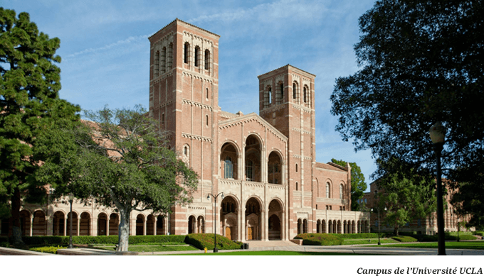 Campus-de-l'Université-UCLA