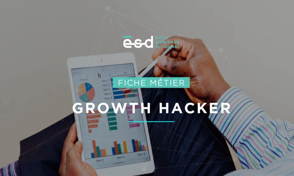 Fiche métier Growth Hacker