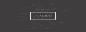 Nouveau site École Supérieure du Digital