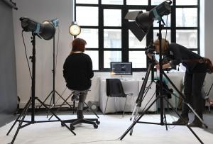 Studio Photo - École Supérieure du Digital