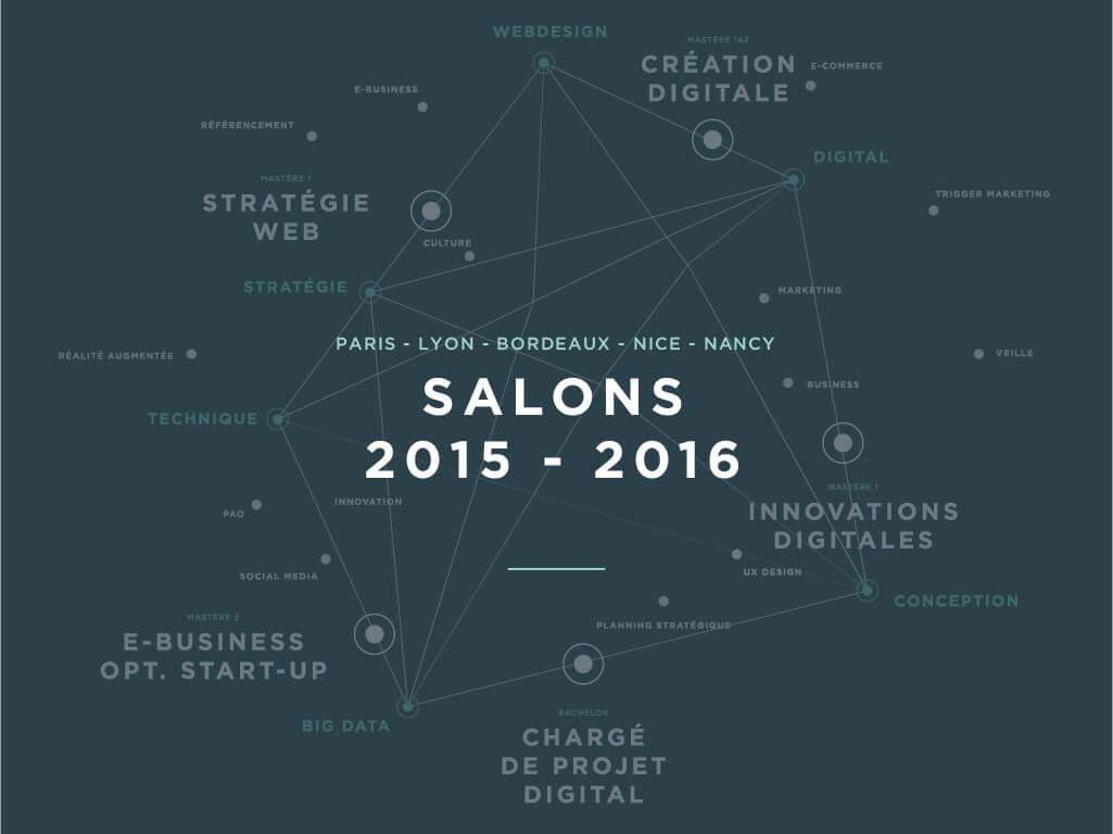 Salon Digital - École Supérieure du Digital