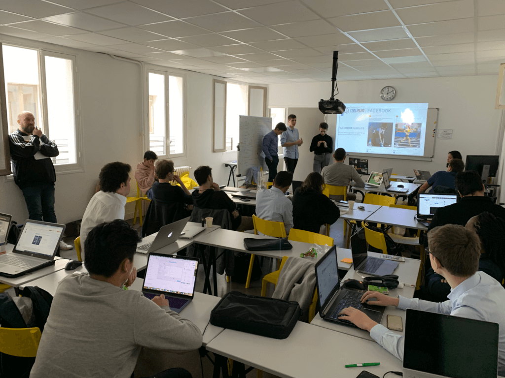 Adidas x Neurun x ESD Paris : Projet Bachelor 2