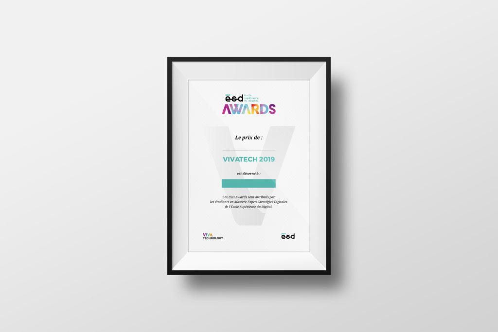 ESD Awards VivaTech