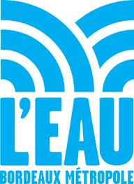 Logo L'eau de Bordeaux Métropole
