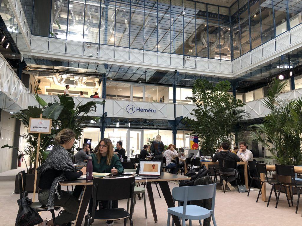 Redbull Basement University Héméra ESD Bordeaux