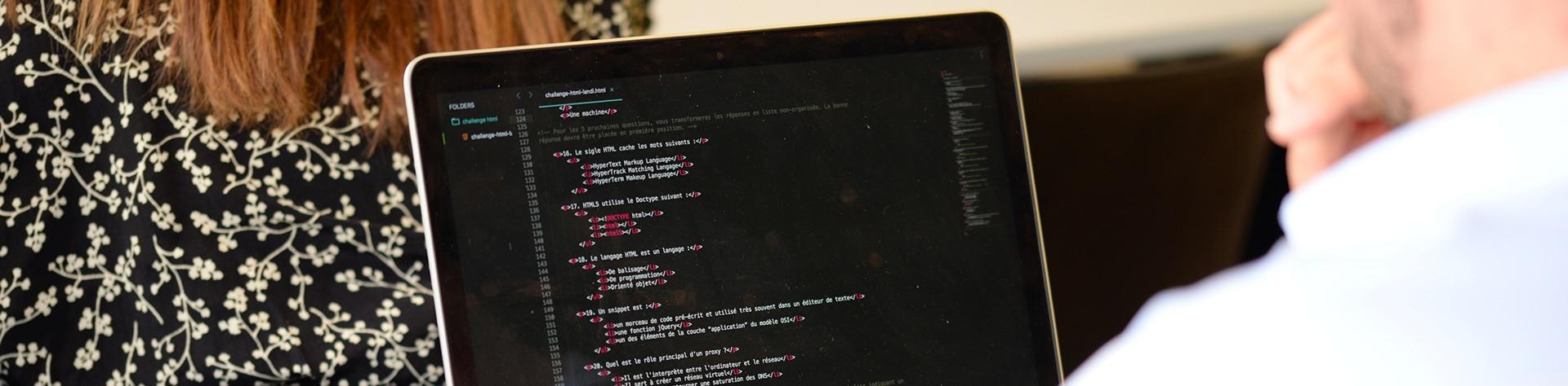 Bachelor Développeur Web